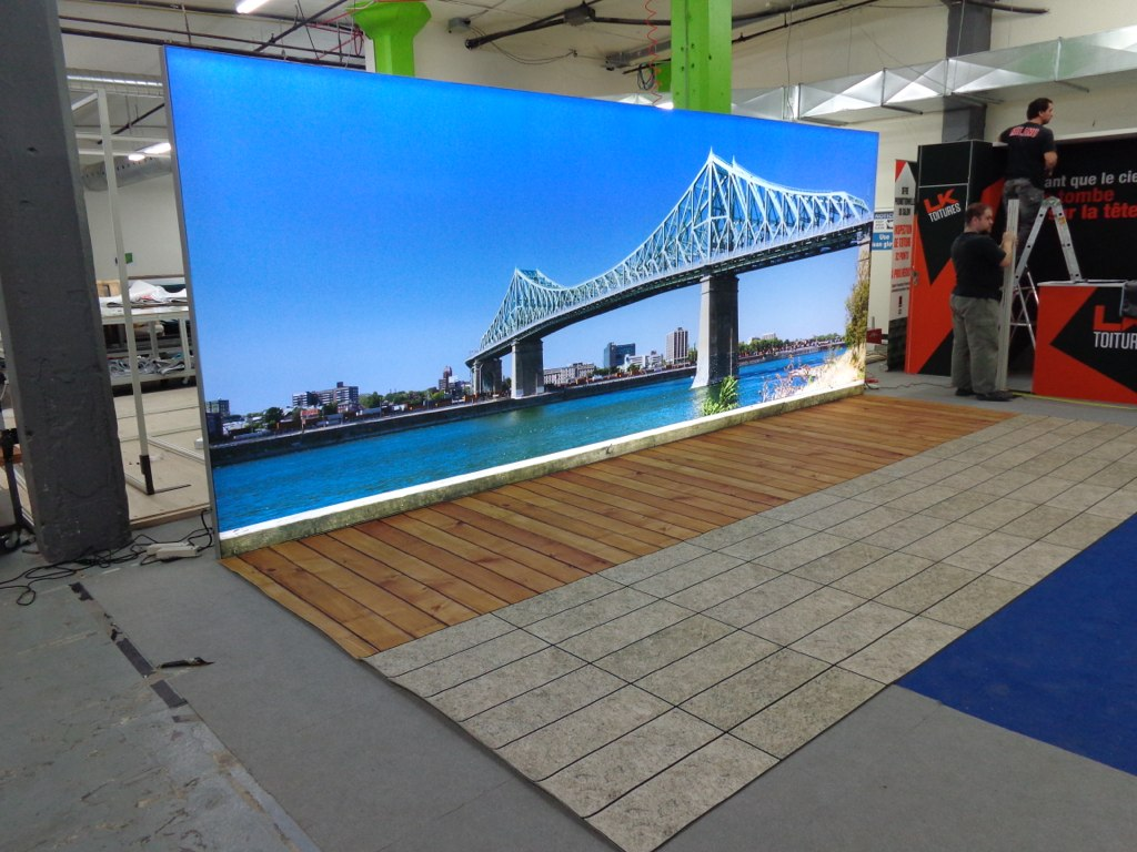 Best Ottawa Trade Show Displays I Exhibits I Booths I Banners