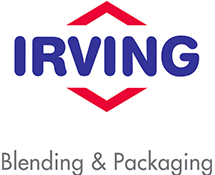 IRVING packaging