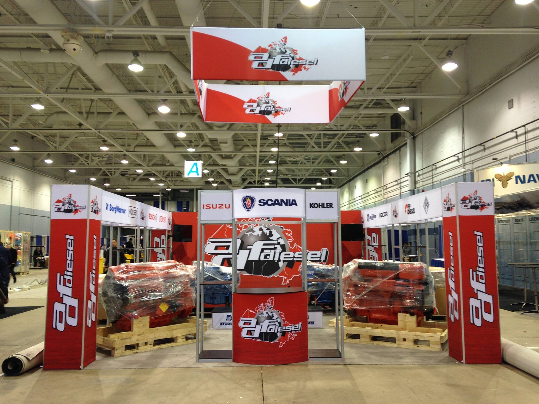 Best Moncton Trade Show Displays | Exhibits | Booths | Banners