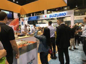 Modular Trade Show Booth Rental at National Restaurant Association Show (NRA Show) 2018