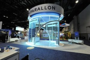 Optimize Your Trade Show Presence by Using the Right Exhibition Display