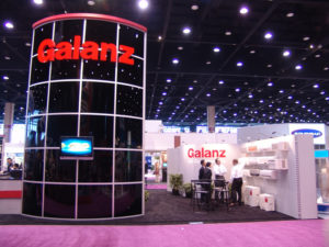 Premier New York City Trade Show Displays