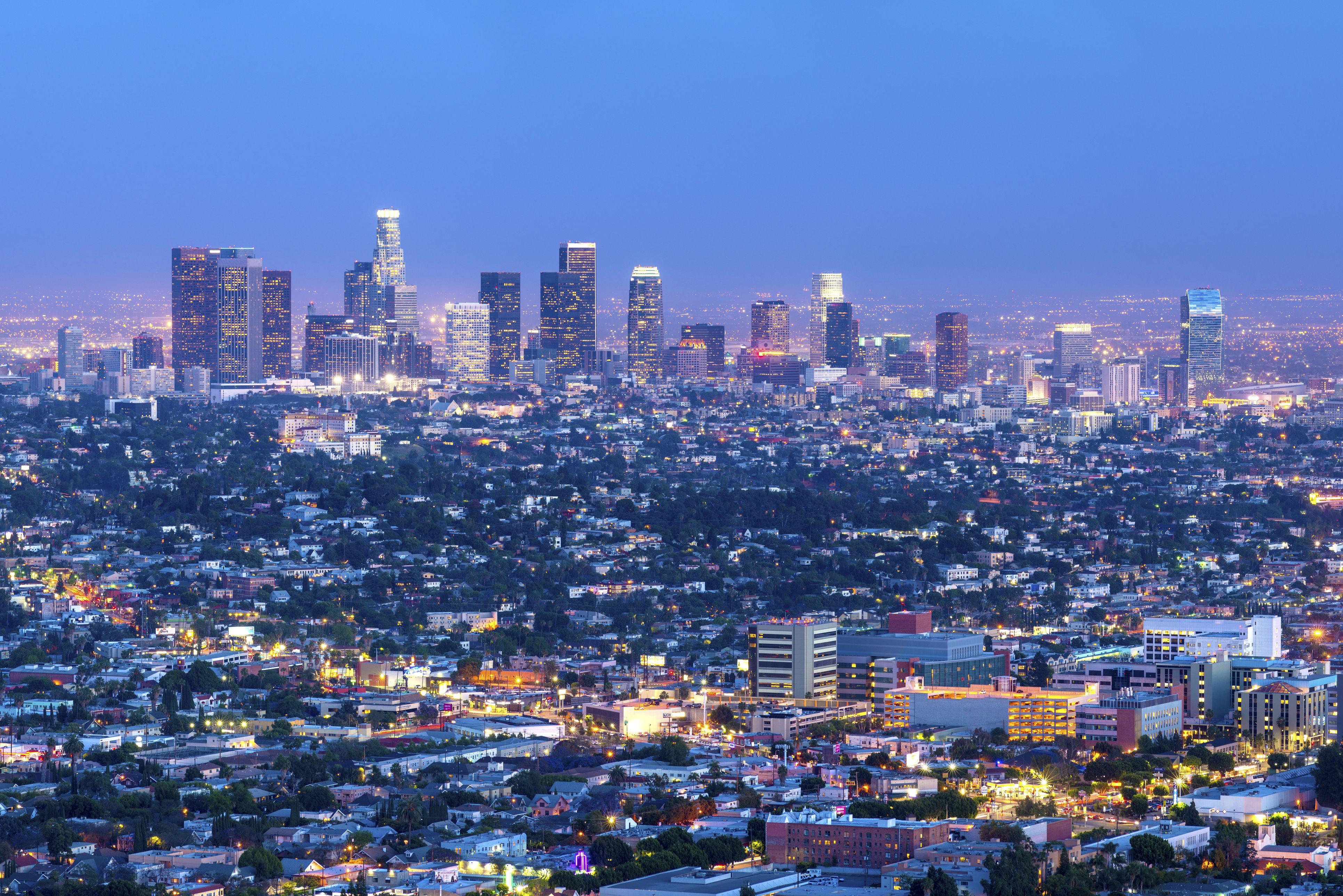 los-angeles-city-skyline