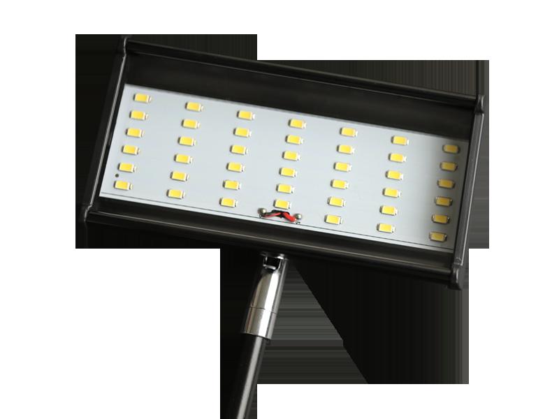 led trade show lights