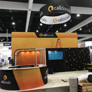 Calldorado Trade Show Display