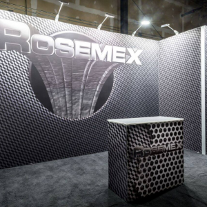 Rosemex Trade Show Exhibit