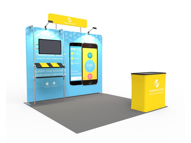 Exhibition Stand Png : Ft portable exhibition stand display booth beaumont co