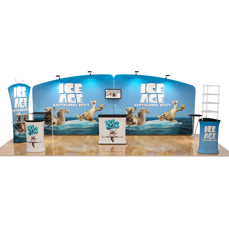 Beaumont & Co.-20ft-booth-display-pgec11