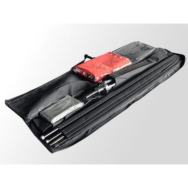 Beaumont & Co.-teardrop-flying-banner-inside-carry-bag