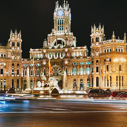 MADRID Square